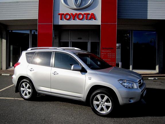 Toyota RAV4 2,2 D-4D 136hk DPF Cross Sport Hengerfeste  2007, 169081 km, kr 169000,-
