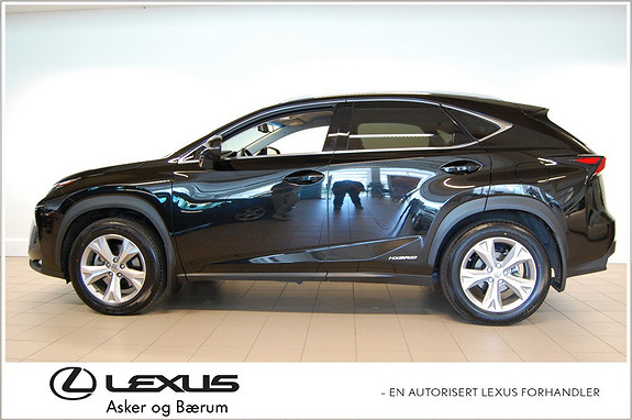 Lexus NX 300h Luxury  2014, 23200 km, kr 659000,-