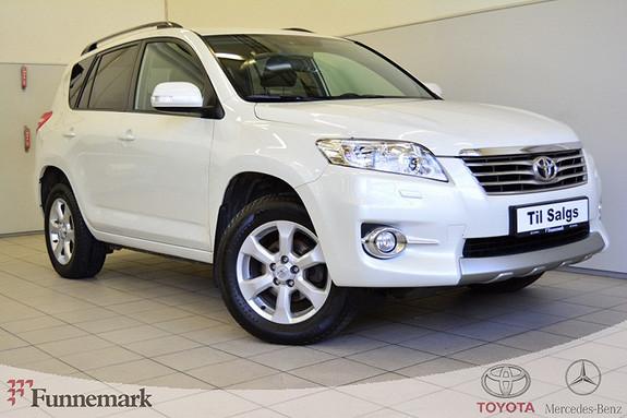 Toyota RAV4 2,2 D-4D Vanguard Executive 150HK, 1 eier, kompl service, hengerfeste. Velholdt  2011, 114000 km, kr 259000,-