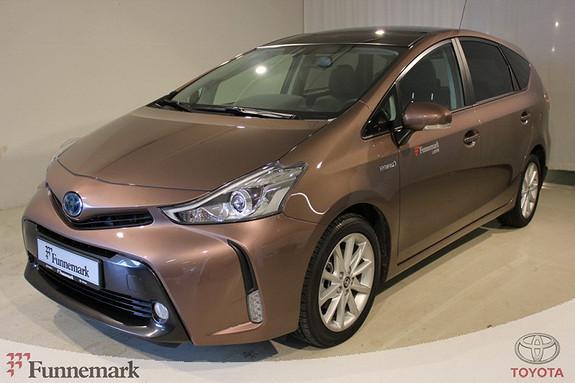 Toyota Prius 1,8 VVT-i Hybrid Premium  2015, 12500 km, kr 359000,-