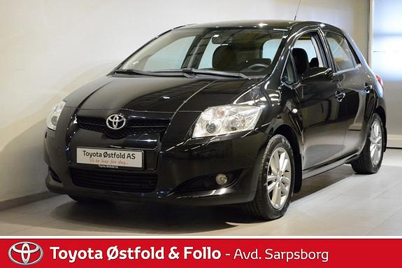 Toyota Auris 1,6 Sol Multimode , TILHENGERFESTE,  2009, 84700 km, kr 145000,-