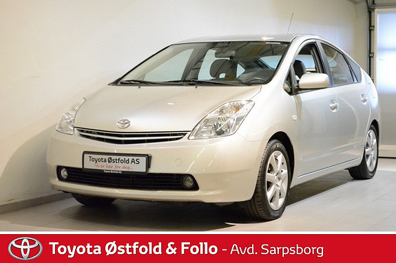 Toyota Prius 1,5 Executive Business , INNTIL 10 ÅRS HYBRIDBATTERI GARANTI,  2007, 131000 km, kr 105000,-