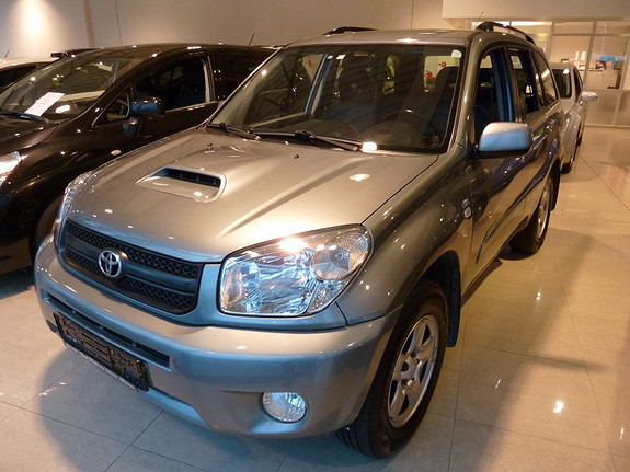 Toyota RAV4 D-4D TILHENGERFESTE RYGGESENSOR  2005, 145500 km, kr 129000,-