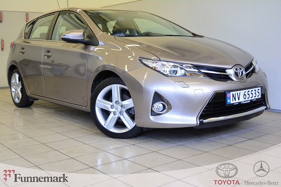Toyota Auris 1,4 D-4D Active  2013, 46400 km, kr 189000,-