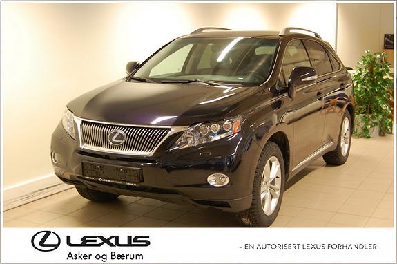 Lexus RX450h Technology  2010, 65200 km, kr 553000,-