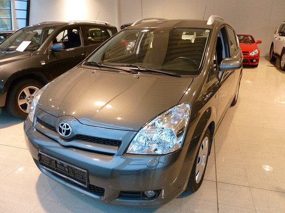 Toyota Corolla SOL 7 SETER  2006, 131500 km, kr 109000,-