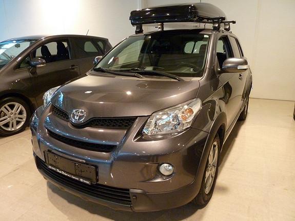 Toyota Urban Cruiser D-4D AWD ELEGANT  2012, 32500 km, kr 199000,-