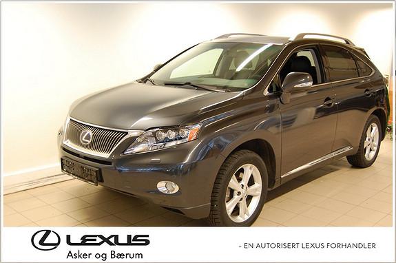 Lexus RX450h Executive  2011, 63500 km, kr 553000,-