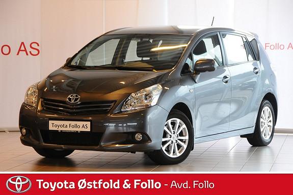 Toyota Verso 2,0 D-4D Advance 7 seter Hengerfeste 7 seter velholdt  2012, 58861 km, kr 259000,-