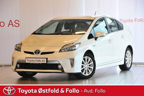 Toyota Prius 1,8 VVT-i Plug-in Hybrid Advance Lav km  Velholdt  2012, 30460 km, kr 239000,-