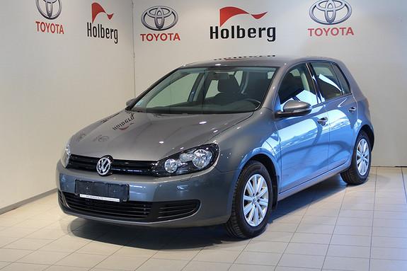 Volkswagen Golf 1,6 TDI 90hk Style - lav km.stand, én eier  2009, 30500 km, kr 133000,-