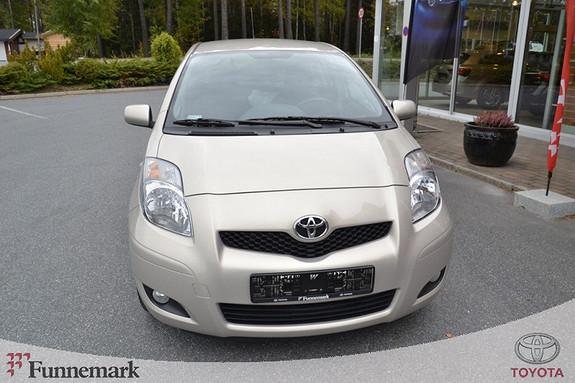 Toyota Yaris 1,4 D-4D S-Edition  2010, 37500 km, kr 129000,-