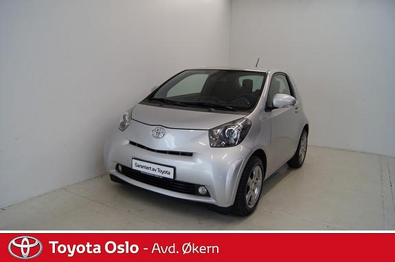 Toyota IQ 1,0 VVT-i iQ2  2009, 62345 km, kr 75900,-