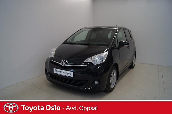 Toyota Verso-S 1,33 Elegant S&S Multidrive S  2012, 63094 km, kr 179900,-