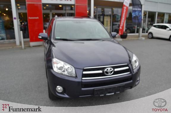Toyota RAV4 2,2 D-4D Executive Skinn/forvarmer  2009, 62000 km, kr 239000,-
