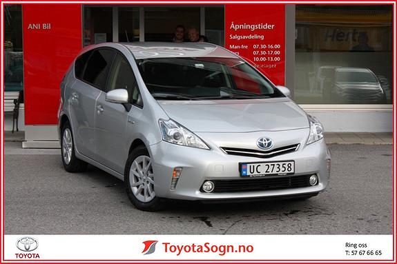 Toyota Prius 1,8 Advance  2012, 65000 km, kr 239000,-