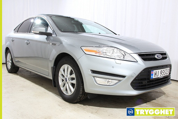 Ford Mondeo 1,6 TDCi 115hk ECOnetic Trend