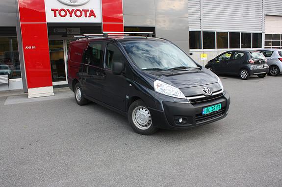 Toyota Proace 2,0 128hk  2013, 33000 km, kr 219900,-