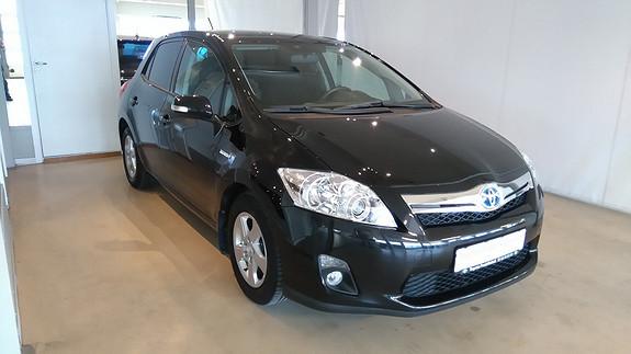 Toyota Auris 1,8 Hybrid Advance HSD MEGET PEN AURIS HYBRID, AUT.GEAR, NAVI, KLIMA.  2012, 33600 km, kr 189000,-