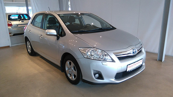 Toyota Auris 1,8 Hybrid Advance HSD MEGET PEN HYBRID/AUT.GEAR  2012, 59800 km, kr 189000,-