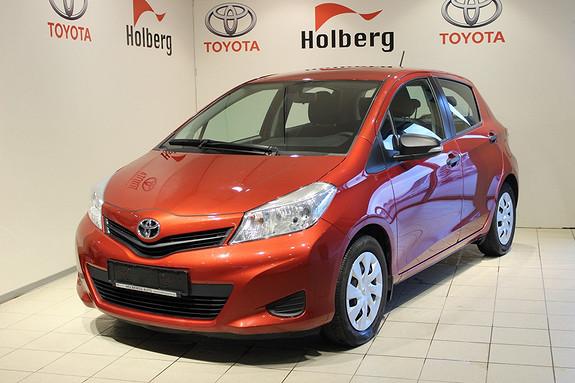 Toyota Yaris 1,0 Sense - NYBILGARANTI  2012, 43900 km, kr 129000,-