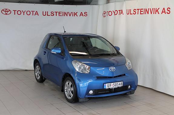Toyota IQ 1,0 VVT-i iQ2  2011, 23000 km, kr 99000,-