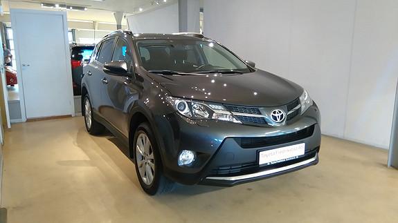 Toyota RAV4 2,0 D-4D 2WD Active MEGET PEN RAV 4, NAVI, H.FESTE, RYGGEKAMERA, BLUETOOTH.  2013, 57800 km, kr 299000,-