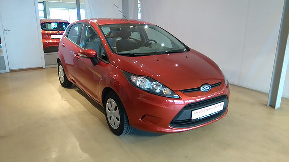 Ford Fiesta 1,4 TDCi 68hk Trend PEN LITEN BIL; BILLIG I DRIFT  2009, 44900 km, kr 99900,-