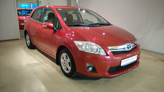Toyota Auris 1,8 Hybrid Advance HSD PEN BIL, KUN KJØRT  41 000 KM  2012, 41000 km, kr 189000,-