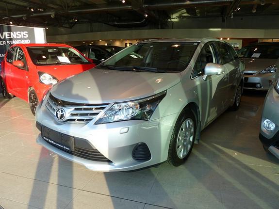 Toyota Avensis 1.6 VVT-i Comfort 132 HK  2012, 42290 km, kr 219000,-