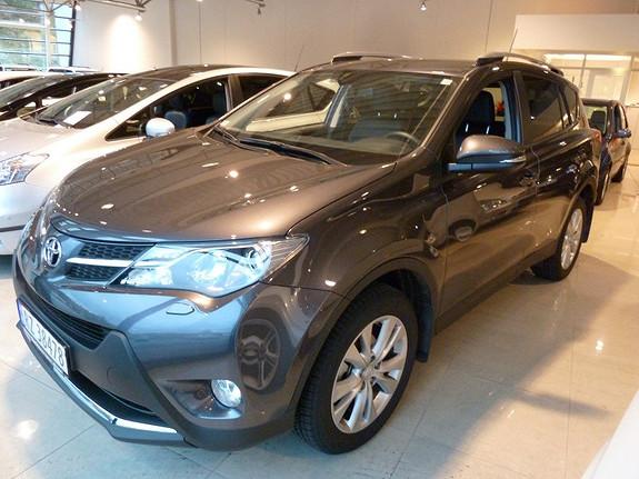 Toyota RAV4 2.0 D-4D Executive Skinn 124 HK  2015, 4997 km, kr 399000,-