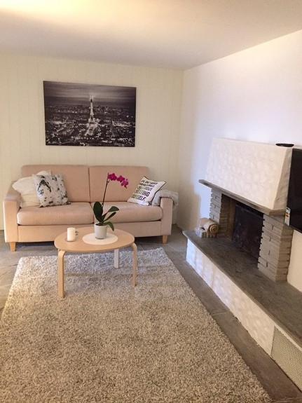 Komplet møblert leilighet ved fanatorget - kortidsleie/langtidsleie