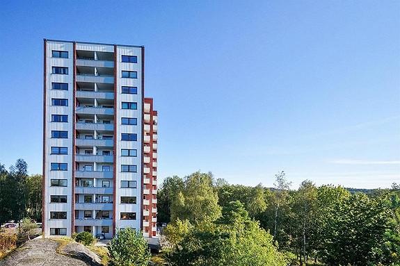 Ranvik - Romslig 4 roms i 5. etg. med utsikt. Solrik balkong. Korttidsleie