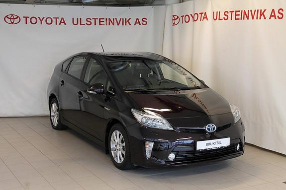 Toyota Prius 1,8 VVT-i Hybrid Executive  2012, 60000 km, kr 215000,-