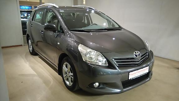 Toyota Verso 2,0 D-4D Advance 7 seter PEN 7-SETERS FAMILIEBIL, TILHENGERFESTE, KLIMA  2011, 62800 km, kr 229000,-