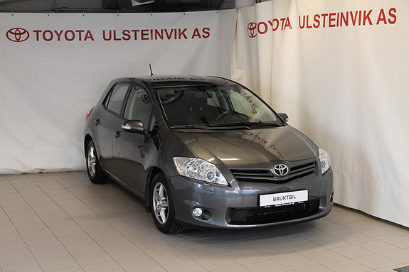 Toyota Auris 1,4 D-4D Advance  2010, 79000 km, kr 135000,-