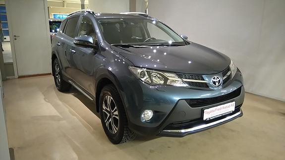 Toyota RAV4 2,0 4WD Multidrive S Executive MEGET PEN, VELUTSTYRT RAV4 BENSIN/AUT.GEAR  2013, 15500 km, kr 399000,-