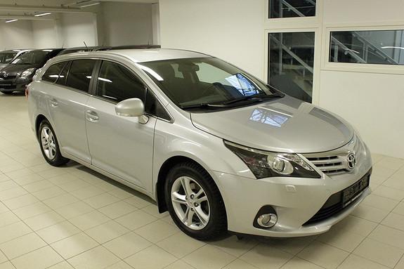 Toyota Avensis 2,0 D-4D 124hk Executive  2012, 66052 km, kr 209000,-