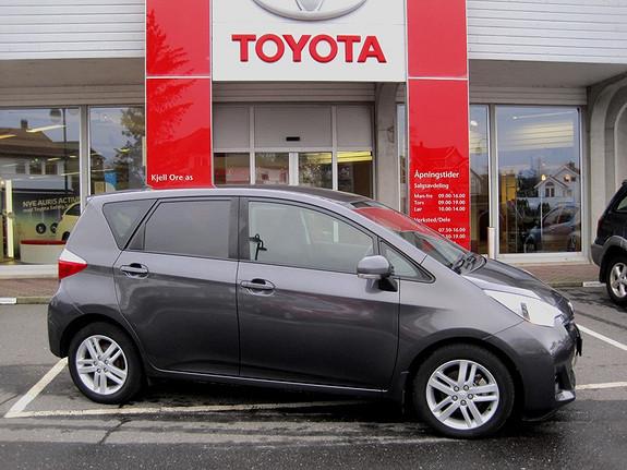Toyota Verso-S 1,4 D-4D Dynamic  2012, 36154 km, kr 179000,-