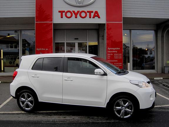 Toyota Urban Cruiser 1,4 D-4D Dynamic AWD  2012, 100317 km, kr 185000,-