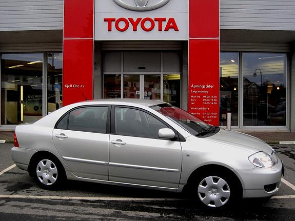 Toyota Corolla 1,6 Sol Hengerfeste LAV KM  2006, 94330 km, kr 88000,-