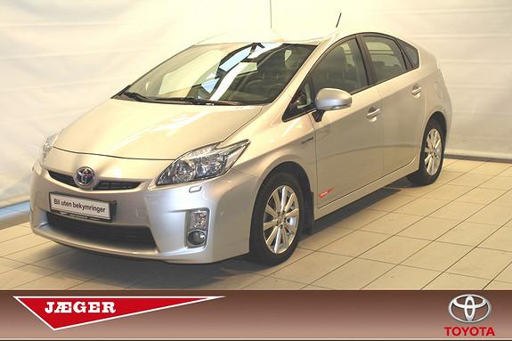 Toyota Prius 1,8 VVT-i Hybrid Executive  2011, 71700 km, kr 184000,-
