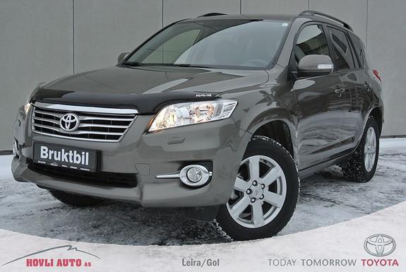 Toyota RAV4 2,2 D-4D Vanguard Executive Ditec - Dieselvarmer - H.feste - Pen - Nybilgaranti  2013, 22650 km, kr 349900,-