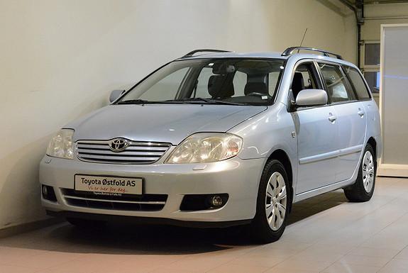 Toyota Corolla 1,6 Sol autom.  2005, 172500 km, kr 57500,-