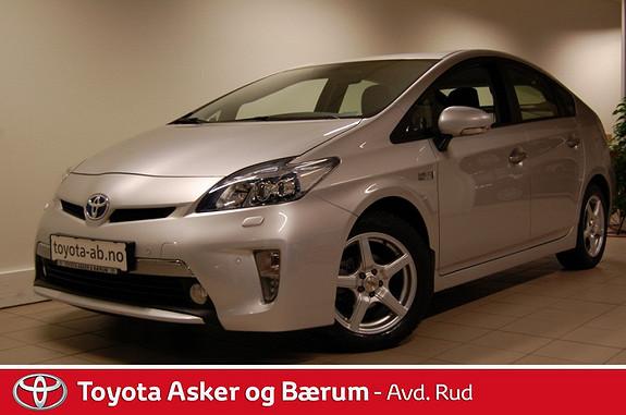 Toyota Prius 1,8 VVT-i Plug-in Hybrid Advance RENTEKAMPANJE  2012, 27650 km, kr 225000,-