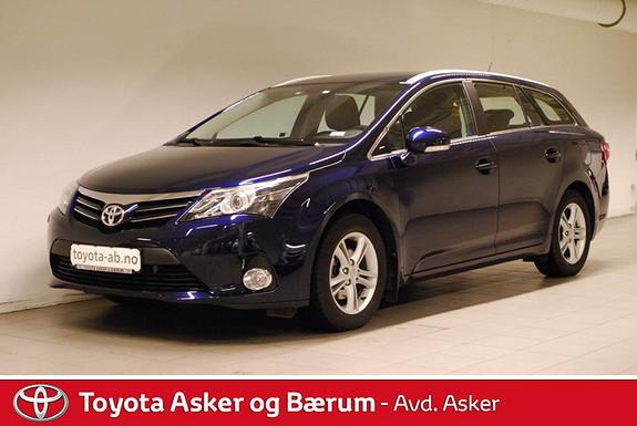 Toyota Avensis 1,8 147hk Advance RENTEKAMPANJE 2,95%  2012, 14600 km, kr 244000,-