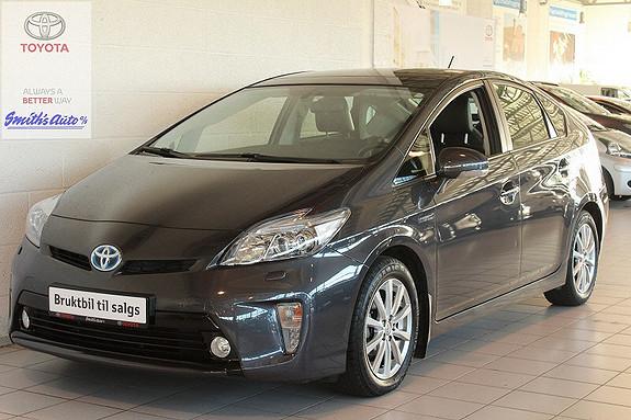 Toyota Prius 1.8 ADVANCE - M/SOLTAK OG SOLCELLER INNBYTTEGARANTI KR. 20.000,-  2012, 39000 km, kr 215000,-