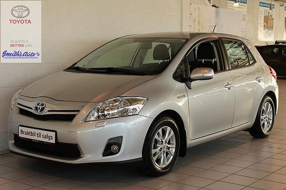 Toyota Auris 1.8 ADVANCE - HYBRID 1312532  2012, 25000 km, kr 199000,-