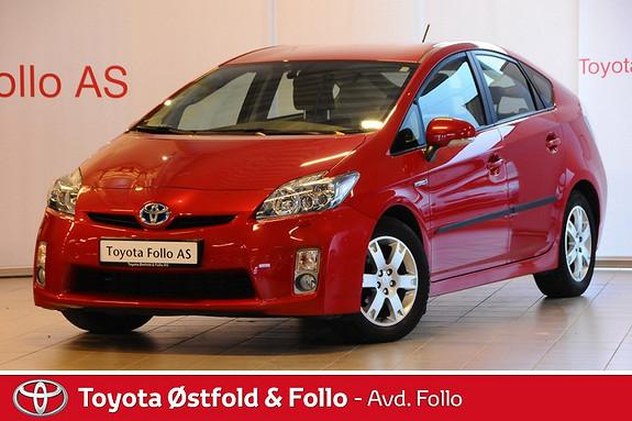 Toyota Prius 1,8 VVT-i Hybrid Executive  2011, 54000 km, kr 189000,-