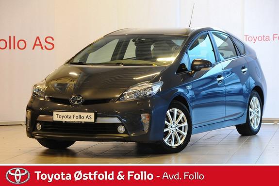 Toyota Prius Plug-in 1,8 VVT-i Hybrid Premium  2012, 69800 km, kr 249000,-
